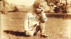MeMaw Climbs Mountain