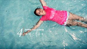 "4 Phone Calls From Amelia: ""Underwater"""