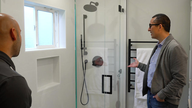 Renewed Bathroom