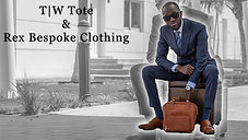 TW Tote & Rex Clothing Ad