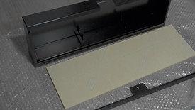 ②組立(机に置ける短刀ケース)