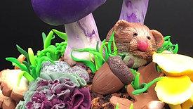Hiding in the Mushrooms