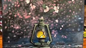 #11 Lamp in Spring