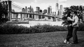 Liz & Ben // NEW YORK