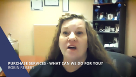 Purchase Services - What can we do for you?