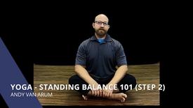 Yoga - Standing Balance101 (Step 2)