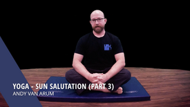 Yoga - Sun Salutation (Part3)