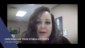 Checking On Your Stimulus Check