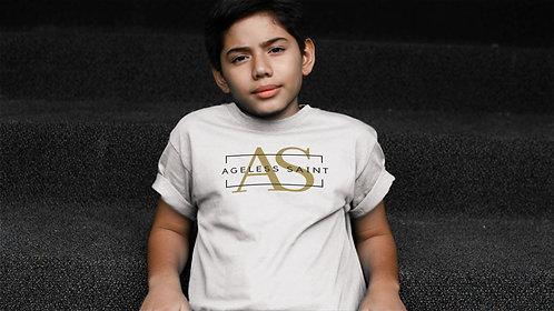 Ageless Saint or Sinner Kids T-shirts