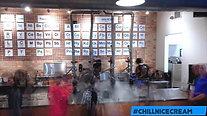 Chill-N Nitrogen Ice Cream Video Production 1