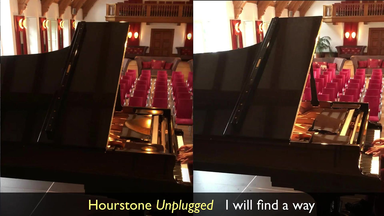 Hourstone Unplugged - I will find a way