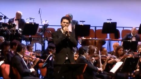 CONCERTO CON ORCHESTRA SINFONICA          diretta dal maestro Diego Basso