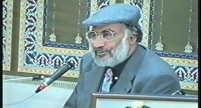 Memorial for Ustad Pazhwak in Peshawar 1995