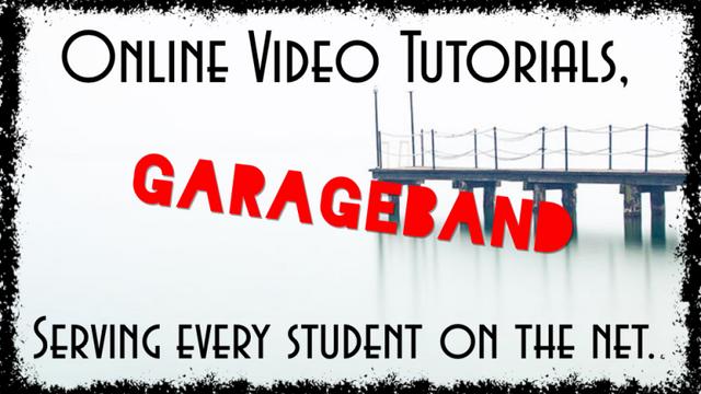 GarageBand Tutorials