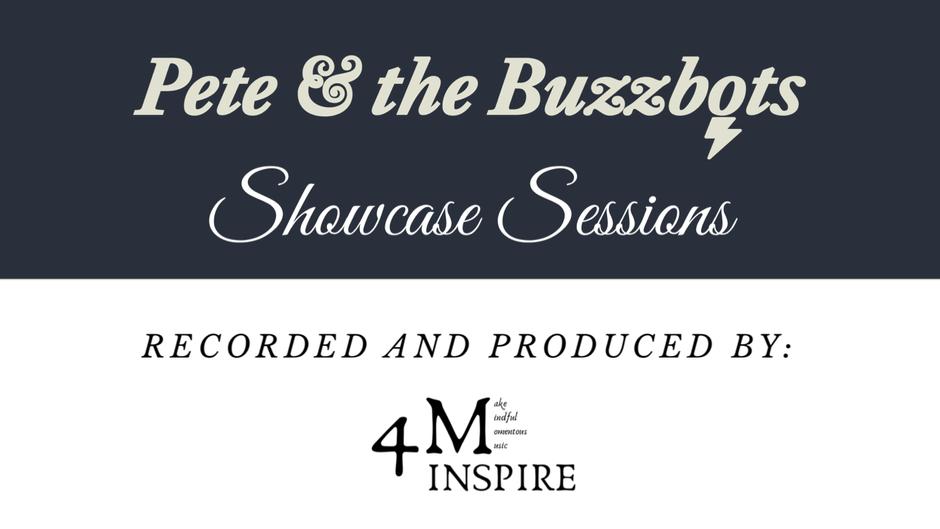 Pete & the Buzzbots Showcase Set