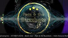 Pete & the Buzzbots Roxanne