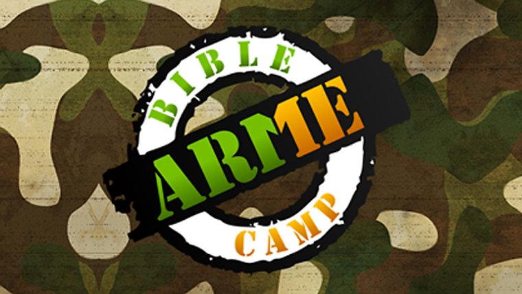 2016 ARME Bible Camp