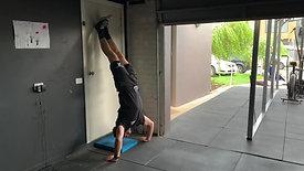 Handstand push-ups