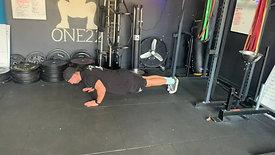 Plyo push-ups