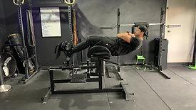 GHD sit ups
