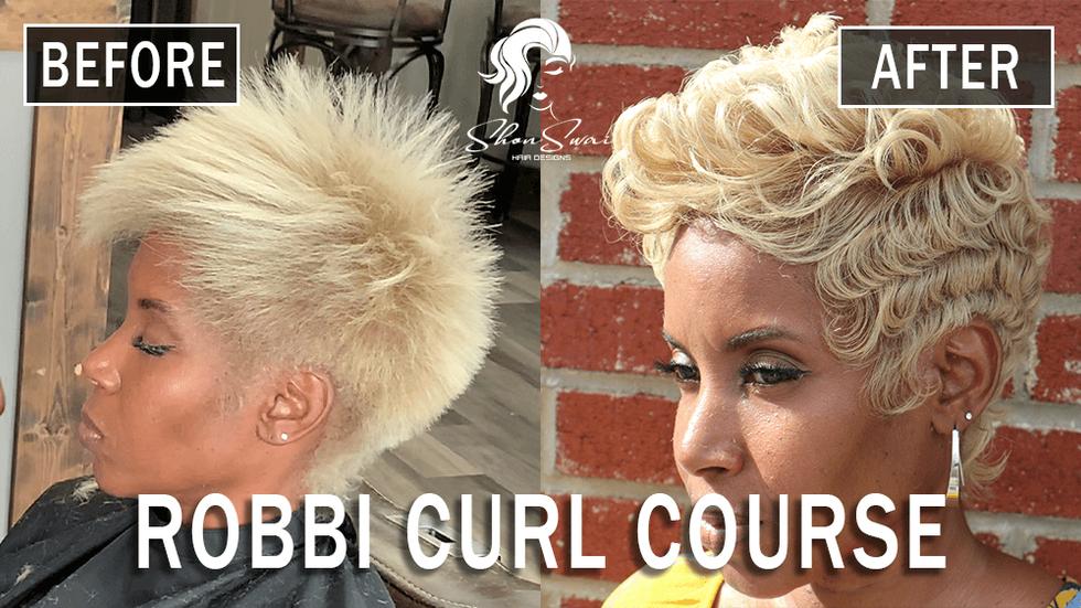 Robbi Curl Course