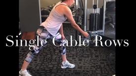 Back + Shoulder + Core Workout