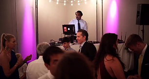 Diana & Anthony's Wedding at Vosh with DJ Marcus Alan Ward