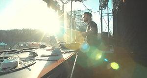 DJ Bobby Booshay at Numbers Fest (Ohio University)