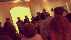 Kelly & Jacob's Wedding at Hedge Gallery with DJ Brad Petty
