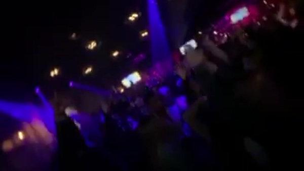 Bobby Booshay DJing at Ivy