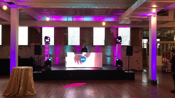 DJ NicNacc at Gordon Green Preview Party