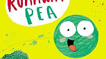 Mrs Spencer reading 'The runaway pea'