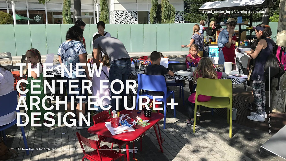 The New Center for Architecture + Design