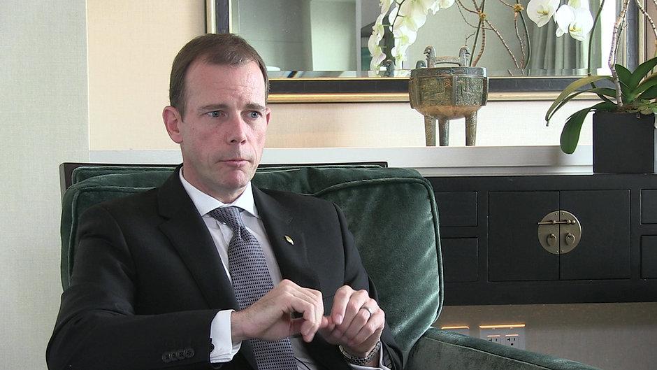 Donald Bowman, Mandarin Oriental Las Vegas General Manager