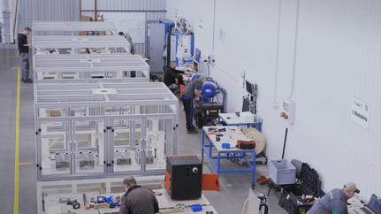 Beckhoff Esettanulmány - Plasma-Tech Systems Kft.