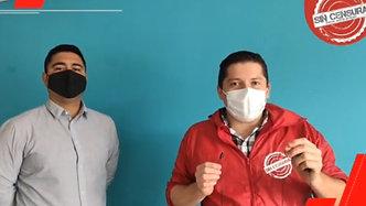 #EstamosEnVivo CON EL NUEVO SECRETARIO DE GOBIERNO LUIS DANIEL PEÑALOSA.