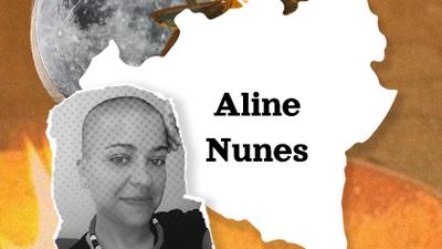 Passeio Cantante Aline - aline nunes