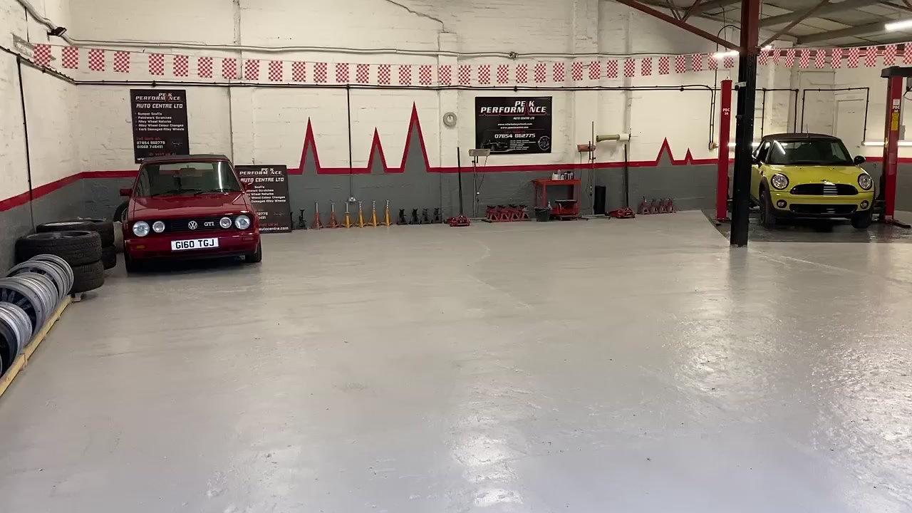 Take The Tour - Inside Peak Performance Auto Centre