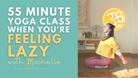 Yoga for when you're feeling Lazy