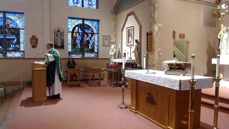 Live Sunday Mass