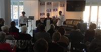 Et Caïn parla à Abel - Librairie Kléber - 19/11/2018