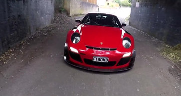 Porsche 997 GT3R Turbo