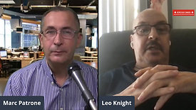 Leo Knight and Marc Patrone