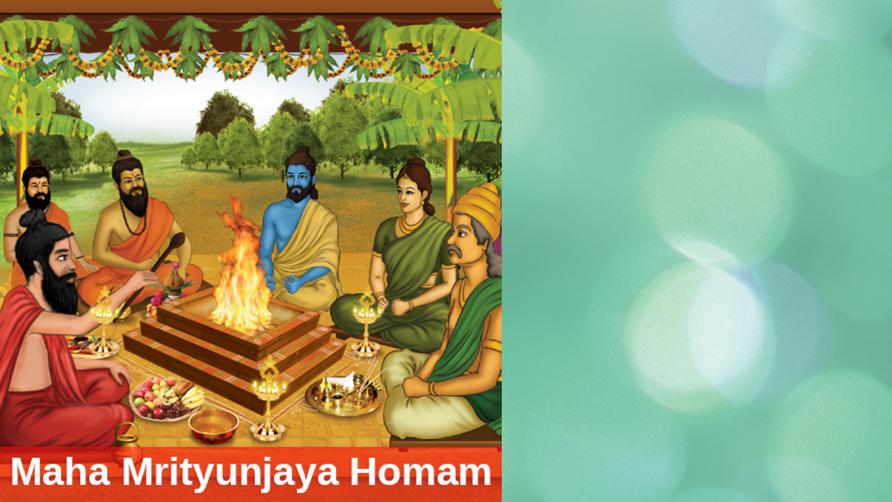 Maha Mrityunjaya Homa