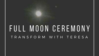 Full Libra Moon Ceremony