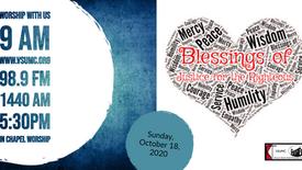 Sunday, October 25th Worship