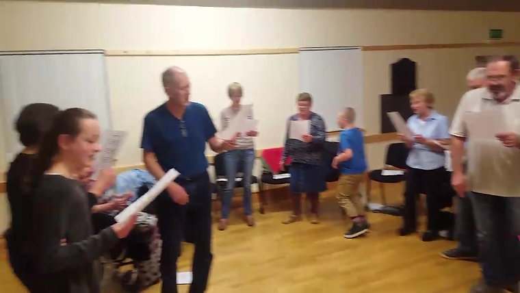 Community Singing