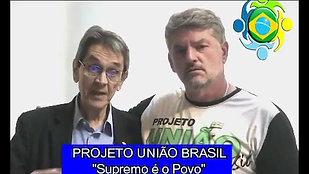 ROBERTO JEFFERSON  - Apoio ao Projeto União Brasil