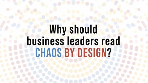 Why Chaos by Design?
