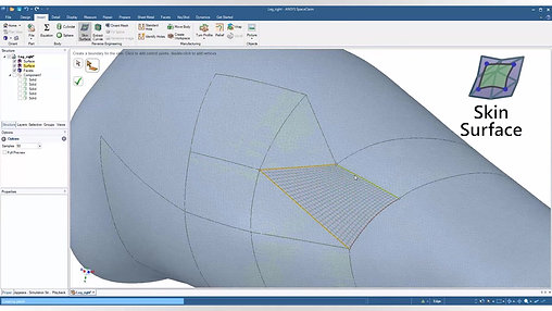 Reverse Engineering With Ansys SpaceClaim